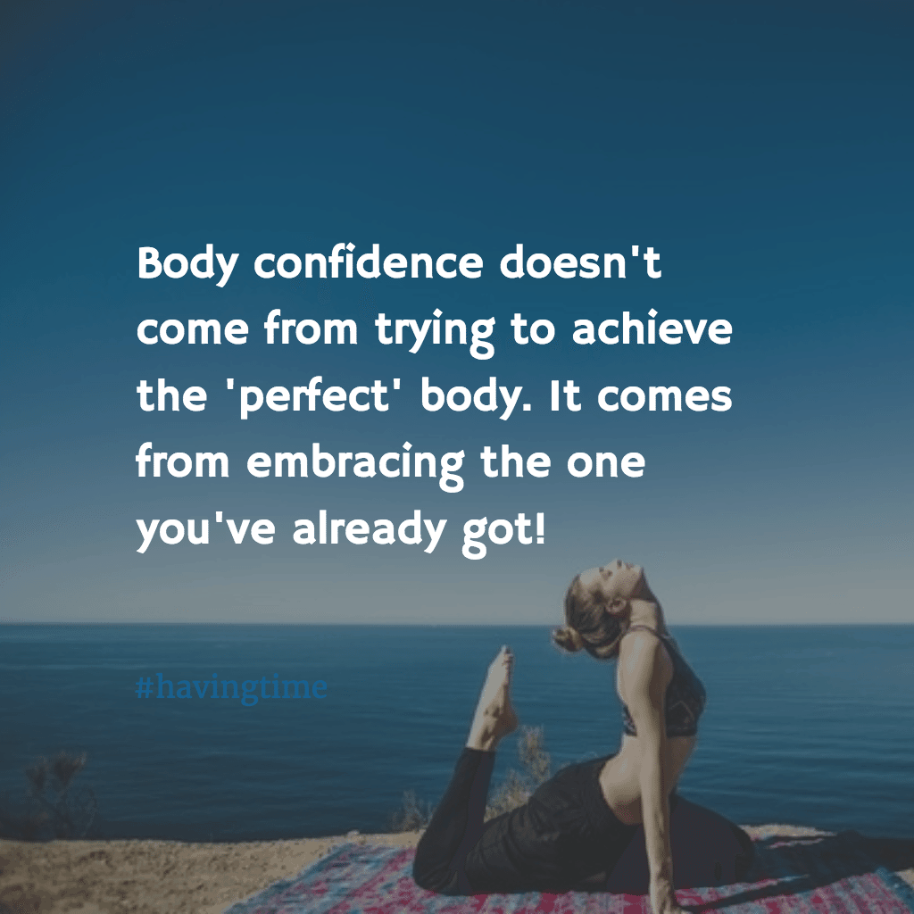 How To Gain Body Confidence Through Yoga Practice