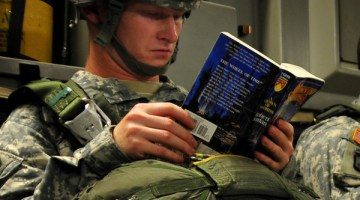 20 Great Books:  A Reading List For Future Warrior-Scholars
