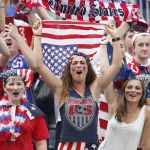 American Woman:  Reflections on the World Cup