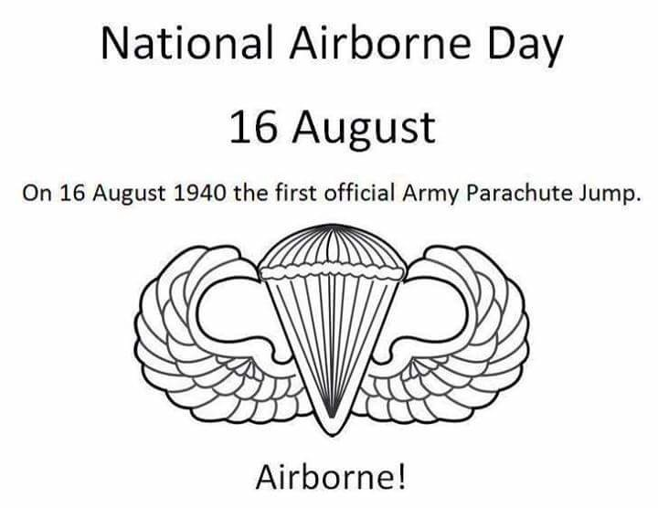 Today Is National Airborne Day • The Havok Journal