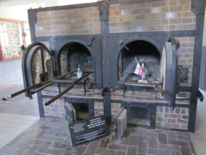 Mauthausen metal stretchers