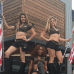 """Bombshells:""  A Military Twist On The ""Breastaurant?"""
