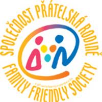 logo: Společnost přátelská rodině