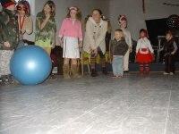 děti se bavily a hrály různé hry