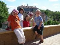 fotky ze stejného výletu v roce 2008