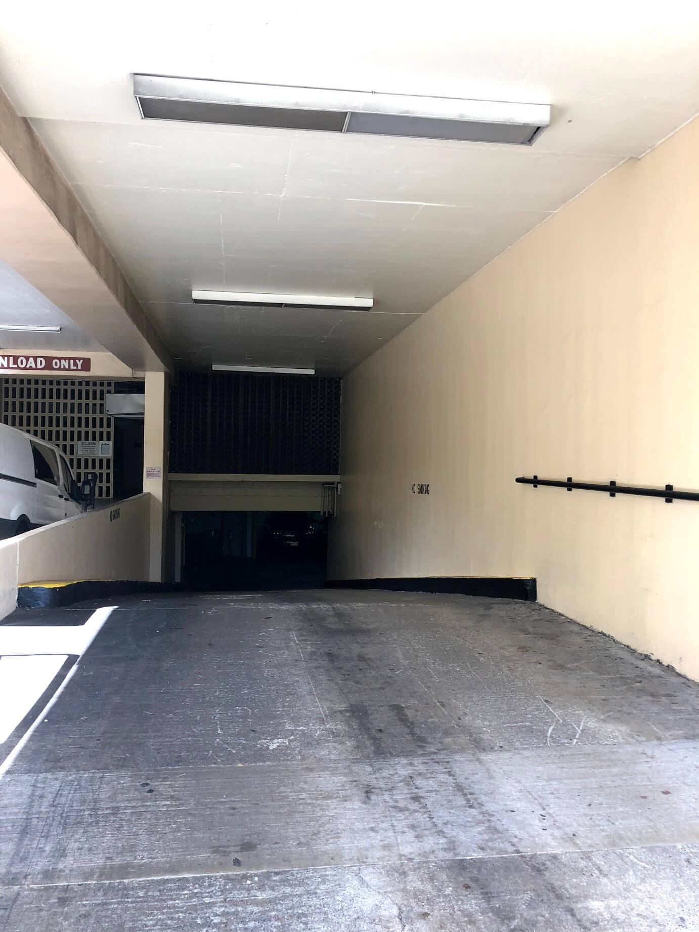WailanaatWaikikiの駐車場