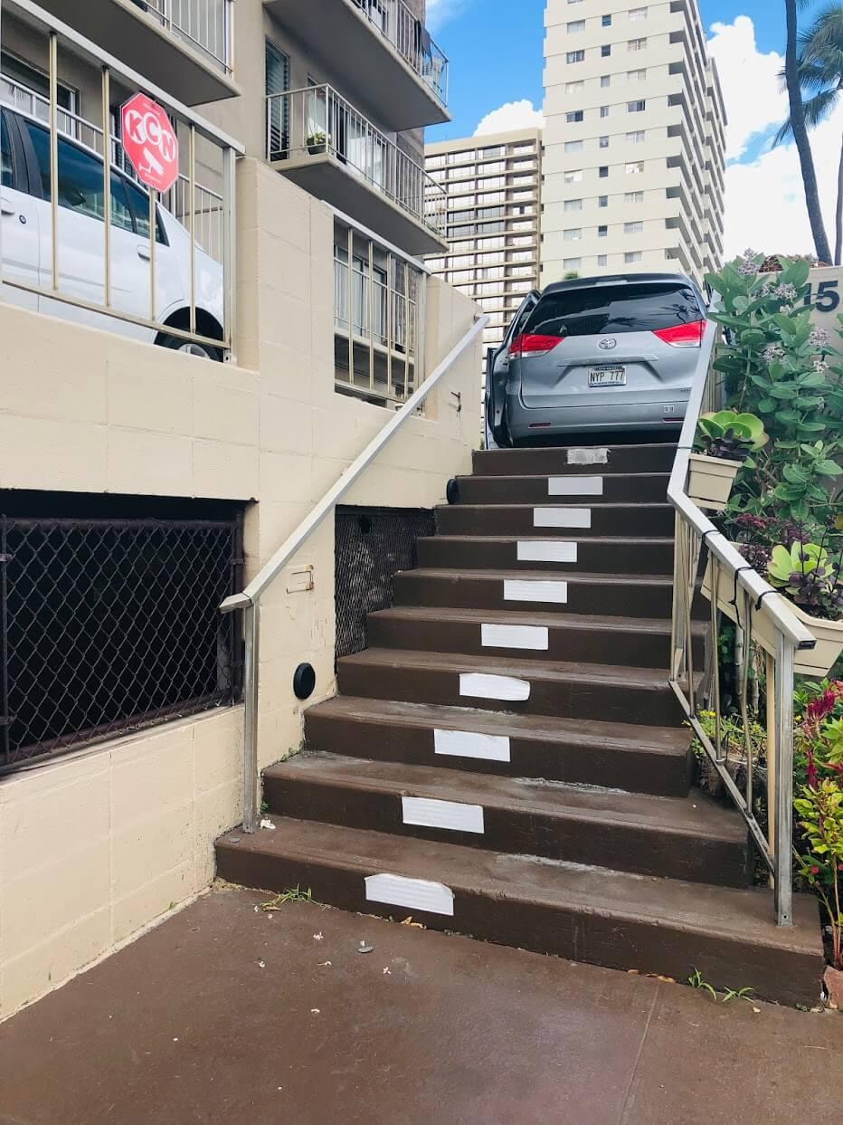 Hale-Moaniの階段