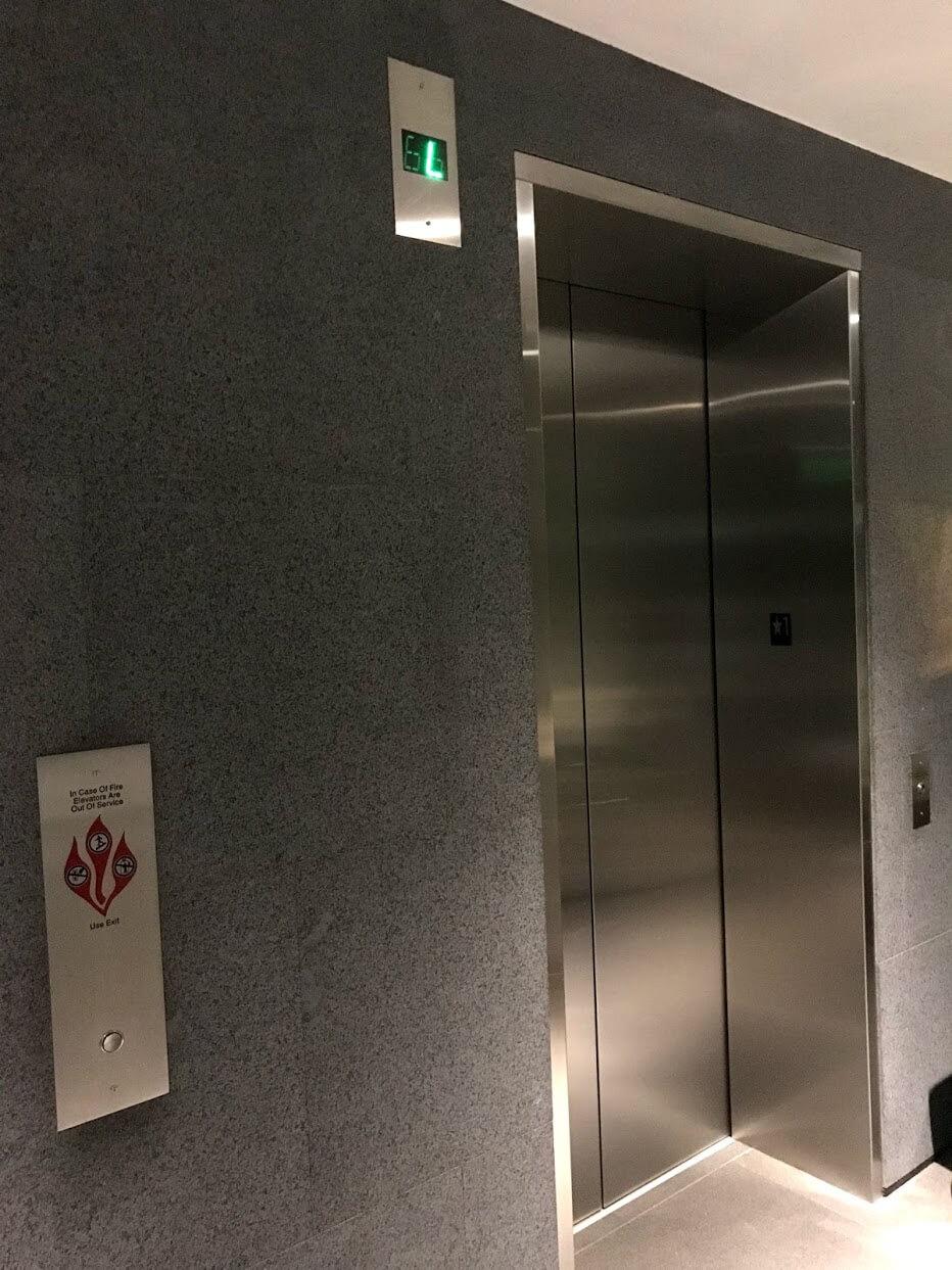 Waieaのエレベーター