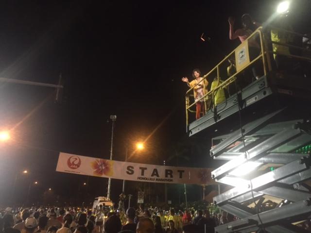 ホノルルマラソン2015