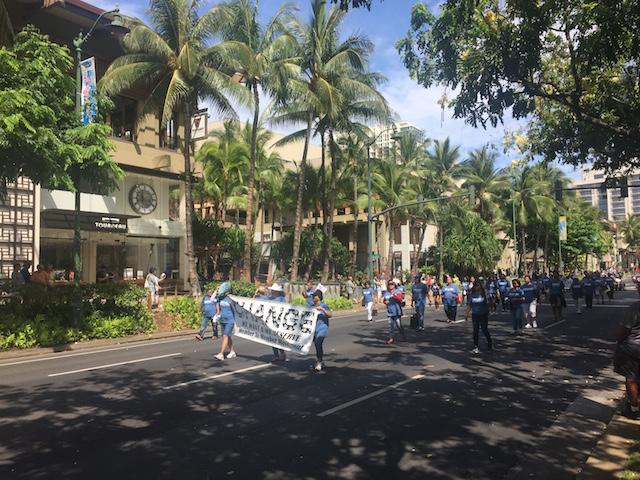 フィレイピーノパレード