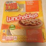 子供のお昼ご飯 「Lunchables」なぜかアメリカ人の子供はこれが好きですねー。