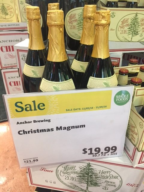 クリスマスー限定お酒