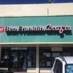 ハワイのローカルが行くクラフトショップは「Ben Franklin Crafts」