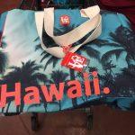 大きいエコバッグ「ムーンライト・ハワイLOVE」@ホールフーズはいかがです?