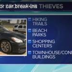ハワイ:車上荒らしに要注意!!1日20件も発生しているなんて、