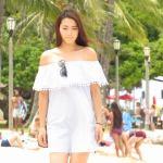 「ハワイ美女ウェンズデー」子供の頃から旅好きのYuさん、将来はCAへ。