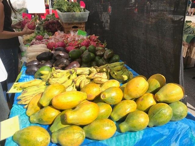 アラモアナファーマーズマーケット