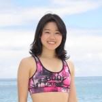 「ハワイ美女ウェンズデー」ホノルルマラソンに参戦のスポーツウーマンErinaさん