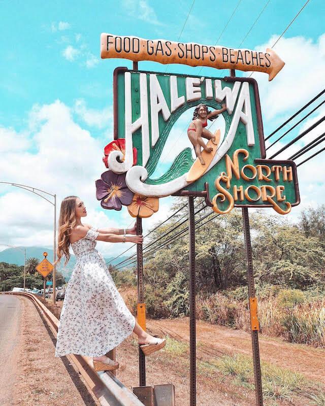 ハワイ美女154_Maho