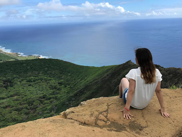 「ハワイ移住への道」ハワイを夢見るOLのSayakoさんの挑戦