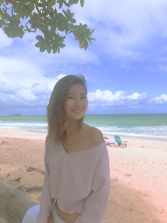 ハワイ美女180_Risa