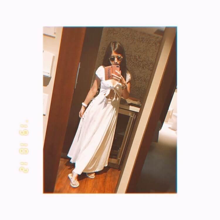 Karinさんのハワイロコファッション