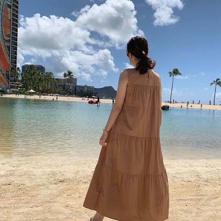 ハワイ美女223_Misaki