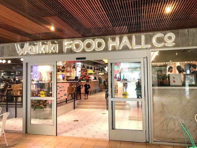 Waikiki Food Hall