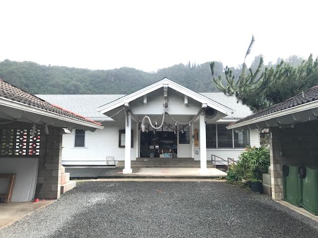 ハワイのヌアヌのパワースポット「ハワイ大神宮」