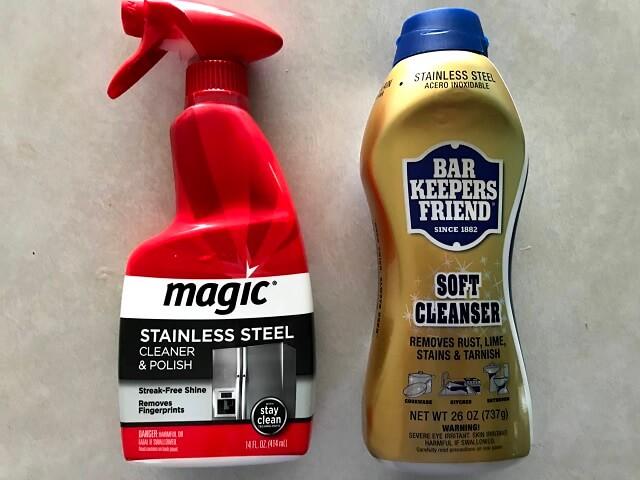 [アメリカ]冷蔵庫、レンジ、シンクどこでもつかえる掃除グッツ