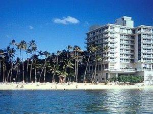 Kaimana Beach Hotel Oahu Hawaii Waikiki