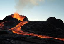 big island hawaii vulkan