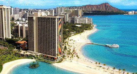 Hilton Hawaiian Village Hotel Hawaii Oahu