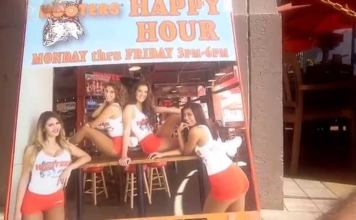 Hawaii Urlaub Hooters