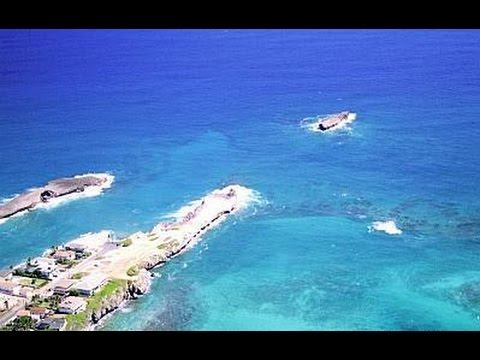 Laie point in Laie auf Oahu in Hawaii