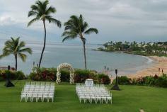 Hochzeit Hawaii Four Seasons Maui
