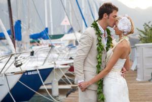 Hochzeit Kaneohe Yacht Club