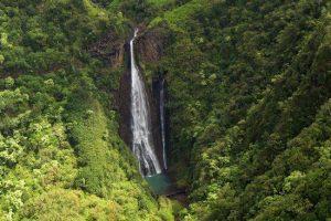 Manawaiopuna Wasserfall Kauai