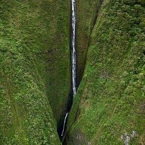 Papalaua Wasserfall Molokai