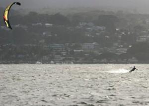 Kite Surfen Hilo Hawaii