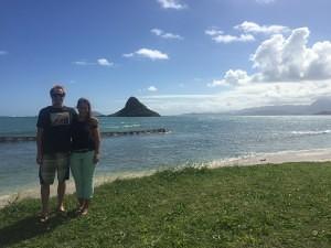 Chinamans Hat Oahu deutschsprachige Tour