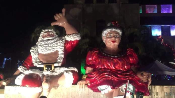 Honolulu City Lights Weihnachten in Hawaii