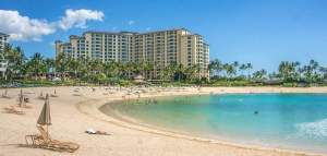 Unterkunft auf Oahu