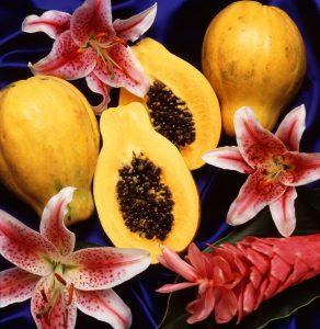 Papayas Hawaii