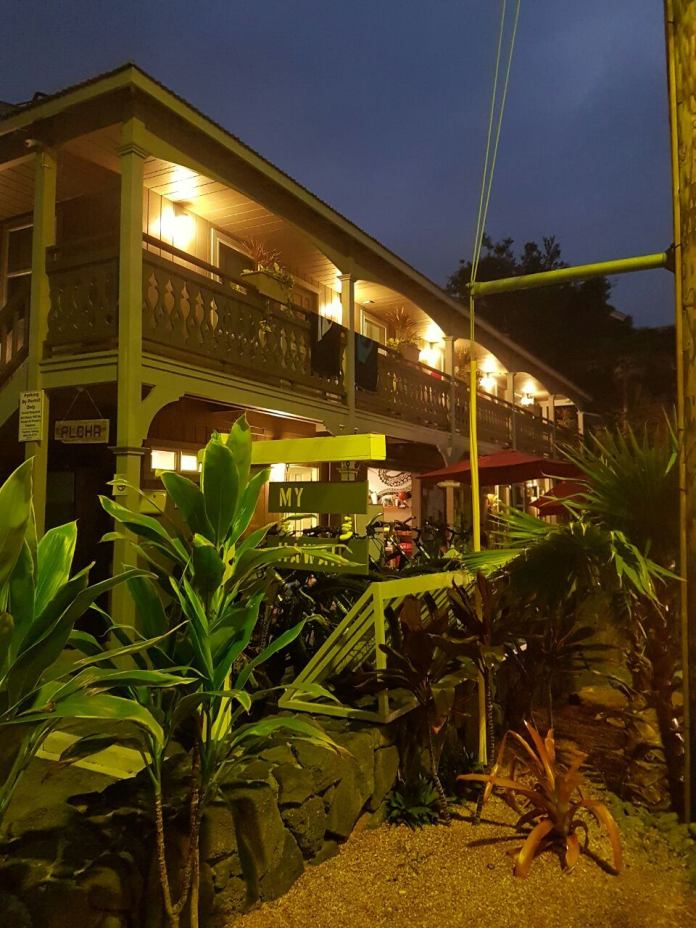 My Hawaiian Hostel – Big Island