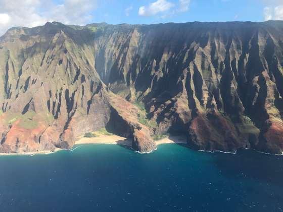Kauai mit dem Hubschrauber erkunden