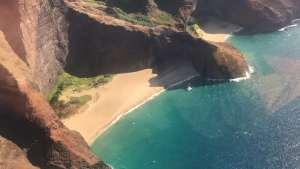 Traumstrand Napali Küste Kauai