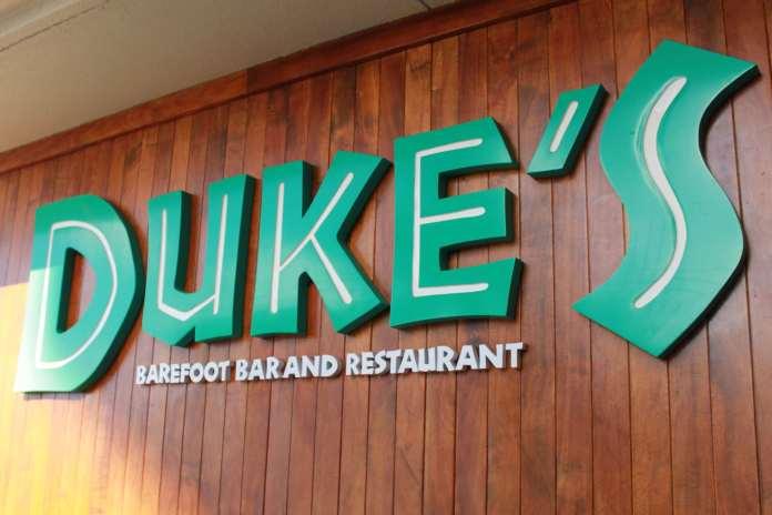 Restaurants Waikiki - Dukes-Waikiki