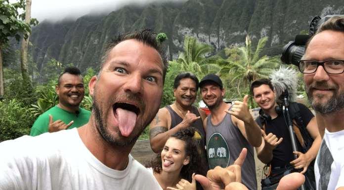 Betty goes Hawaii, DanielsHawaii & Nation of Hawaii Team