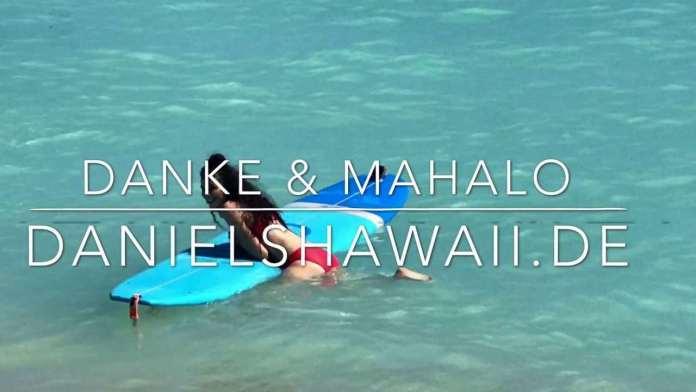 Surfen lernen in Hawaii mit Betty Goes Hawaii – Betty Taube
